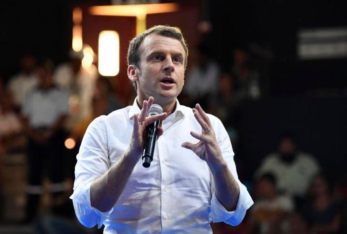 Macron perd sa santépublique